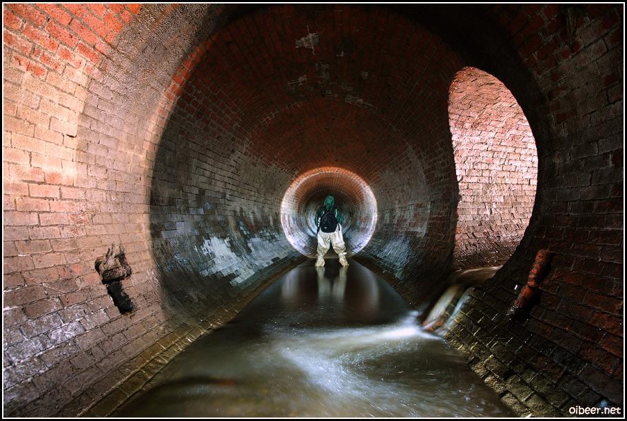 Подземные реки Чечера и Ольховец