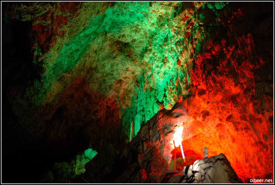 Катержинская пещера Моравский карст