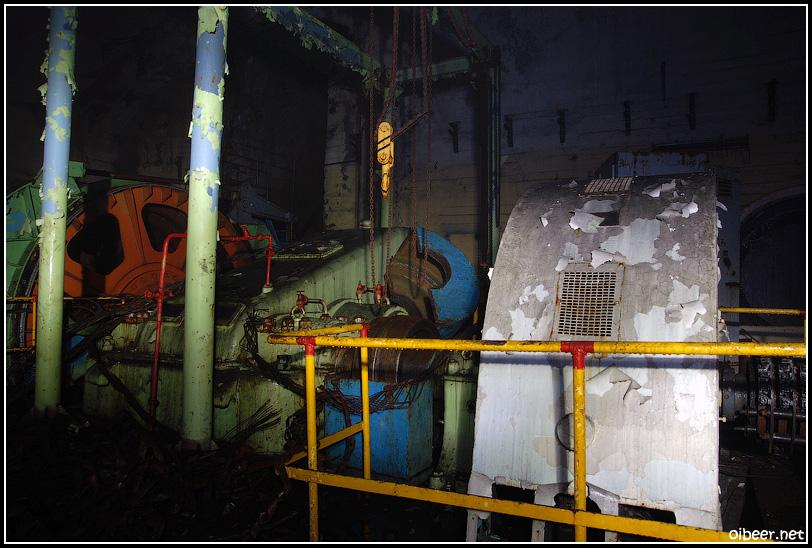 Заброшенные штольни шахта рудник