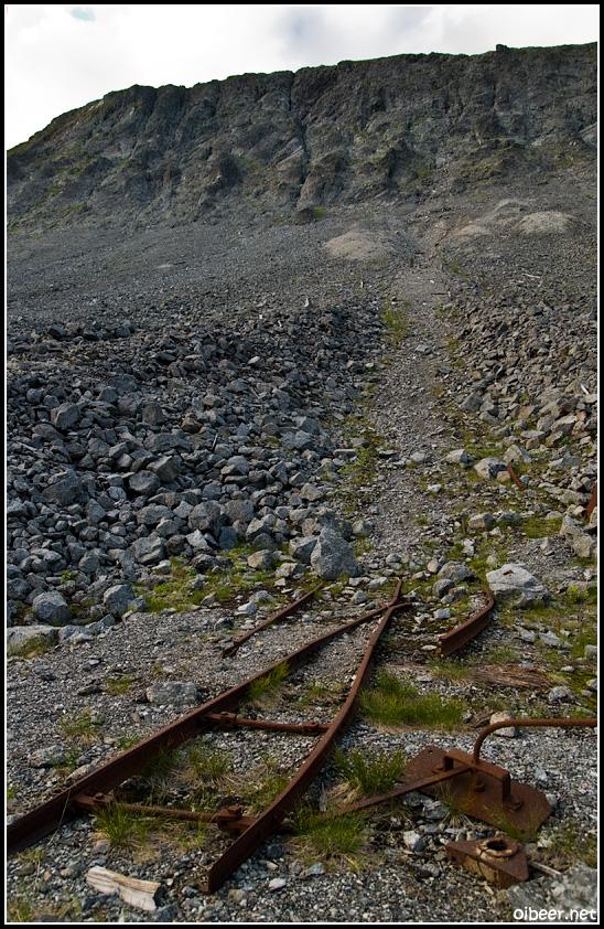 Ловчорритовый рудник Фото