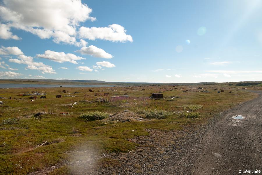полуостров рыбачий, полуостров средний, заполярье, северный ледовитый океан