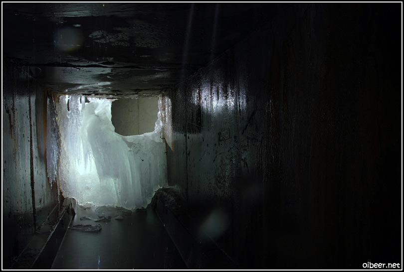 Подземная река Поклонной горы, Никифорово мостище