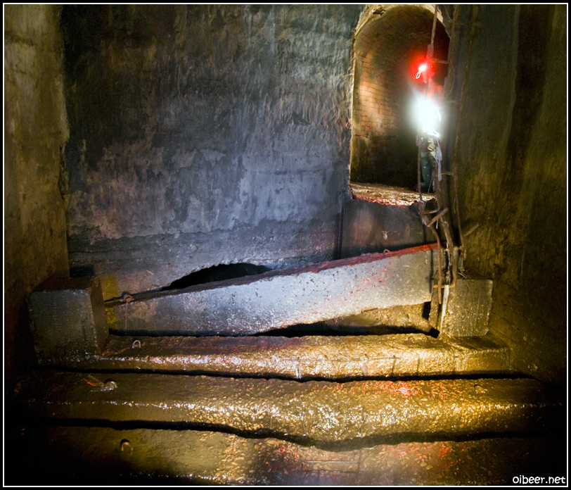 Подземная река Пресня
