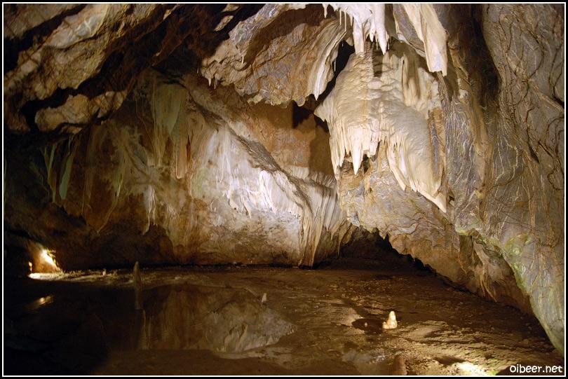 Пунквенные пещеры Пропасть Мацоха Моравский карст