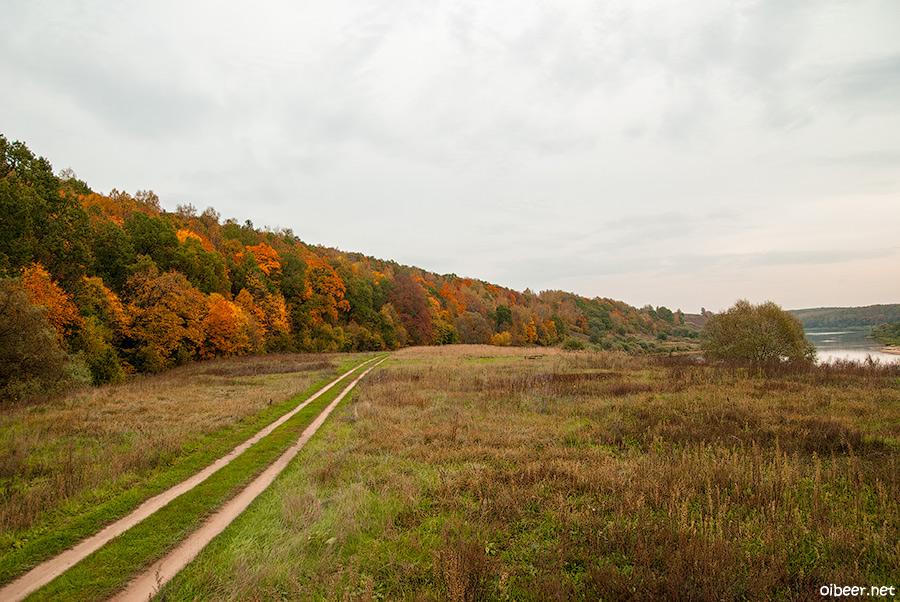 Пущинская обсерватория, Шахта Никулинская, Любовецкие каменоломни