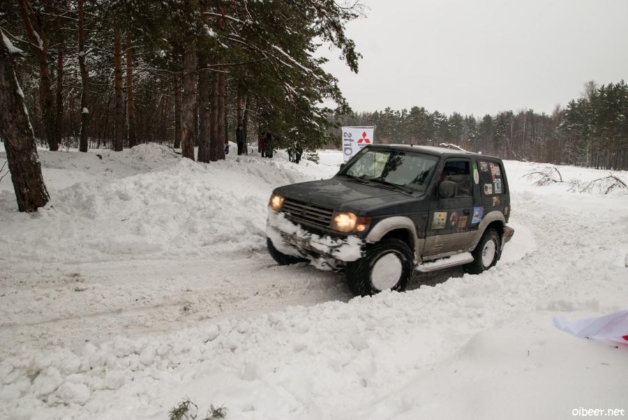 Снежный барс 2013 спринт