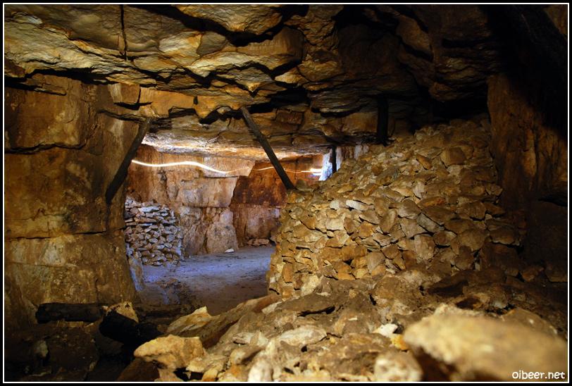 Старицкие каменоломни